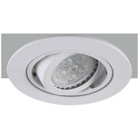 Elitco Recessed by Elegant Lighting 3-in. Matte White 35 Degree Adjustable Spot R3-488MW