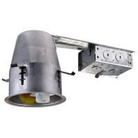 Elitco Recessed by Elegant Lighting 4-in. LED Remodel IC Air Tight Housing 8W GU10 R4-G19ICRAT-LED