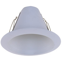 Elitco Recessed by Elegant Lighting Baffle in White, Cone, 5-in. RE500MW