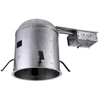 Elitco Recessed by Elegant Lighting 6-in. Line Voltage Remodel IC Air Tight Housing RE7RICA
