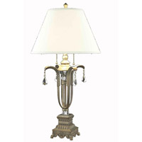 Elegant Lighting Belmont 1 Light Floor Lamp in Antique Copper TL3018