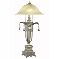 Elegant Lighting Belmont 1 Light Floor Lamp in Antique Copper TL3019