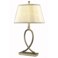 Elegant Lighting Belmont 1 Light Floor Lamp in Antique Copper TL3020