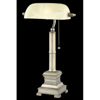 Elegant Lighting Belmont 1 Light Table Lamp in Antique Copper TL3037