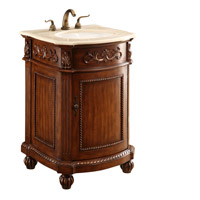 Singature Brown Vanity Cabinet