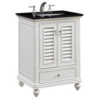 Elegant Lighting VF-1022 Northport 25 X 35 inch Antique White Vanity Set