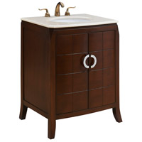 Elegant Lighting VF-1035 Nouveau Brown Vanity Set