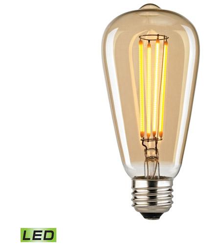 Elk 1110 Led Bulbs Led Medium E26 Medium 4 Watt 2700k Bulb Lighting Accessory