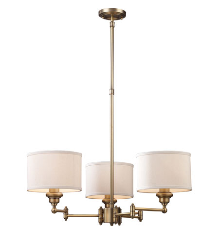 Elk 11220 1 Westbrook 1 Light Swing Arm Sconce In Antique Brass Wall Lamps Sconces Home Kitchen