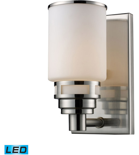 ELK 11264/1-LED Bryant LED 5 inch Satin Nickel Bath Bar Wall Light in 1 photo