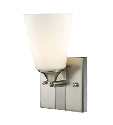 ELK 11274/1 Vilente 1 Light 5 inch Satin Nickel & Matte Nickel Vanity Wall Light  photo