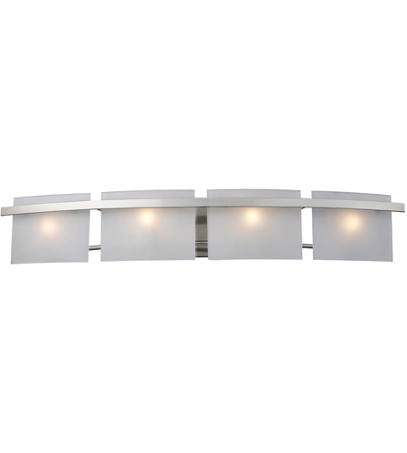 ELK 11283/4 Briston 4 Light 36 inch Satin Nickel Vanity Light Wall Light photo thumbnail