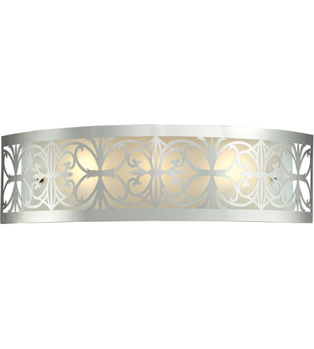 ELK 11432/3 Willow Bend 3 Light 25 inch Polished Chrome Vanity Light Wall Light photo