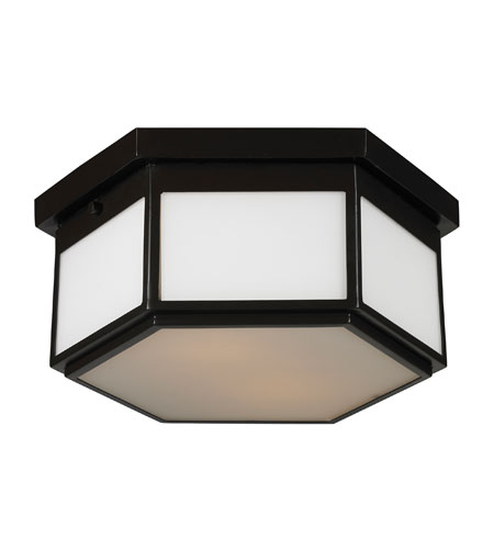 ELK Lighting Signature 2 Light Flush Mount in Oiled Bronze 11452/2 photo