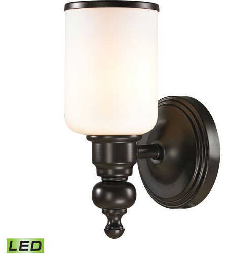 ELK 11590/1-LED Bristol Way LED 6 inch Oil Rubbed Bronze Vanity Light Wall Light photo