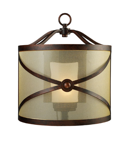 ELK 14050/1 Cumberland 1 Light 14 inch Classic Bronze Sconce Wall Light photo