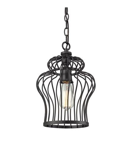 Elk Lighting Yardley: ELK 14242/1 Yardley 1 Light 9 Inch Oil Rubbed Bronze