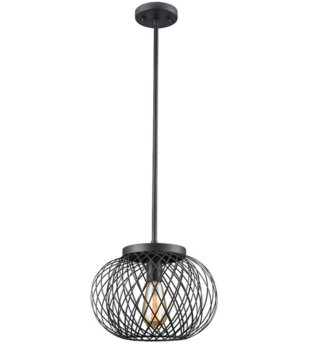 Oil Rubbed Bronze Yardley Pendants