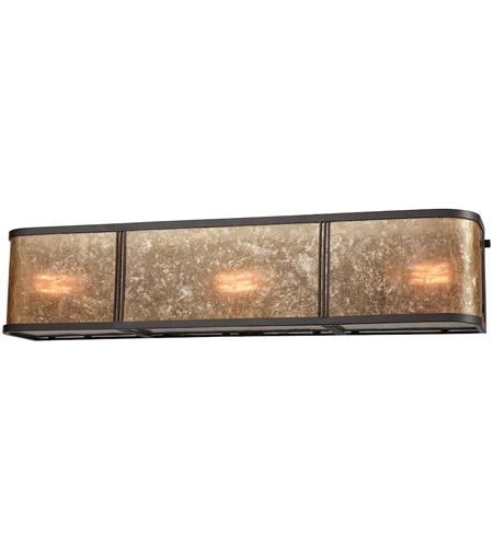 Elk 15038 3 Barringer Light 24 Inch Oil Rubbed Bronze Vanity Wall
