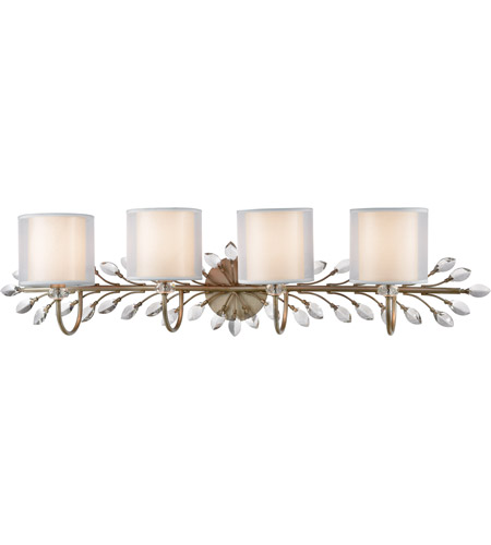 ELK 16279/4 Asbury 4 Light 42 inch Aged Silver Vanity Light Wall Light photo