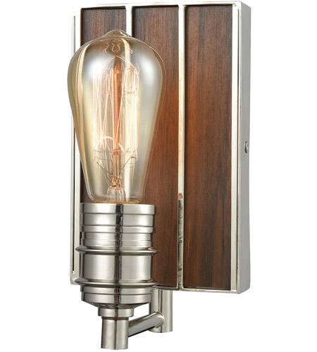 ELK Wood Bathroom Vanity Lights