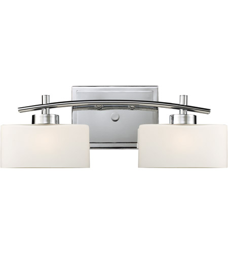 ELK Lighting Eastbrook 2 Light Vanity in Polished Chrome 17081/2 photo