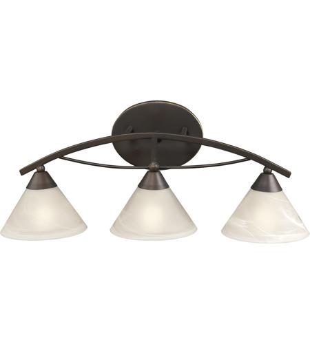 Elk Lighting Amazon: ELK 17642/3 Elysburg 3 Light 25 Inch Oil Rubbed Bronze