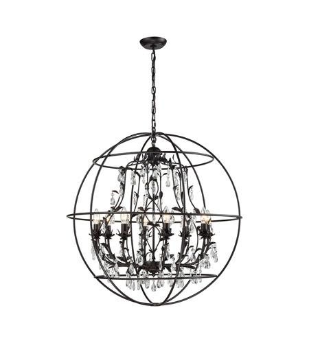 elk bridget 8 light 31 inch oil rubbed bronze chandelier ceiling light