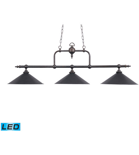 ELK Lighting Designer Classics 3 Light Billiard/Island In