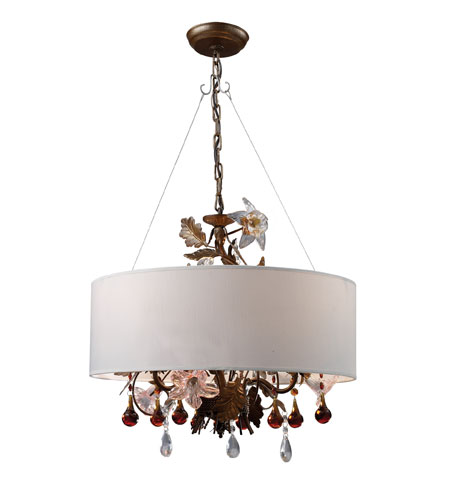 ELK Lighting Retrofit Drum Shade in Beige 20122 photo