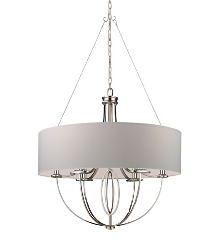 ELK Lighting Retrofit Drum Shade in Beige 20123 photo