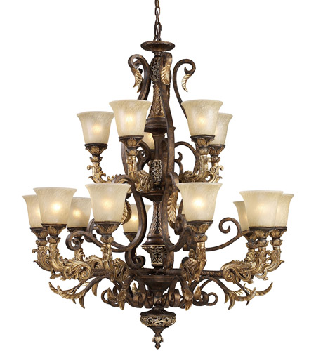 gold leaf chandelier golden crystal elk 2166105 regency 15 light 41 inch burnt bronze and gold leaf chandelier ceiling in standard