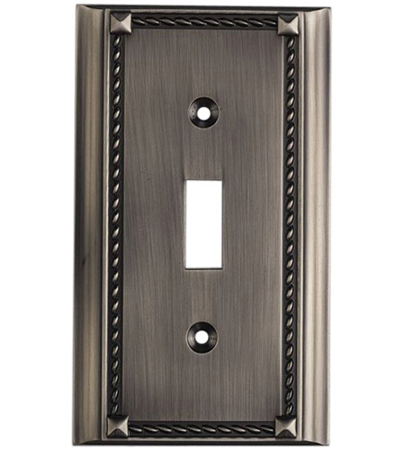 ELK 2501AP Clickplate Antique Platinum Lighting Accessory photo