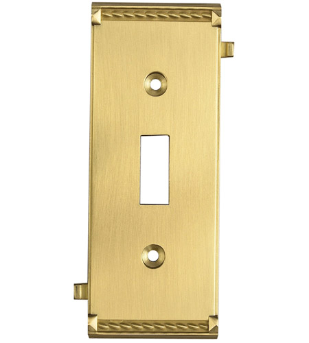 ELK Lighting Clickplate Lighting Accessory in Brass 2504BR photo