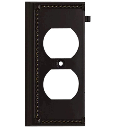 ELK 2506AGB Clickplate Aged Bronze Lighting Accessory photo