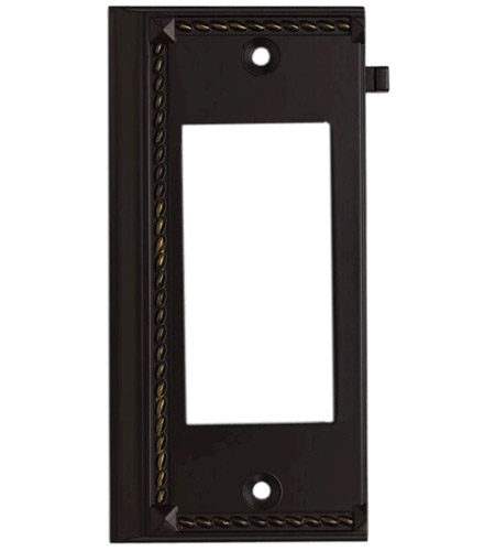 ELK 2508AGB Clickplate Aged Bronze Lighting Accessory photo