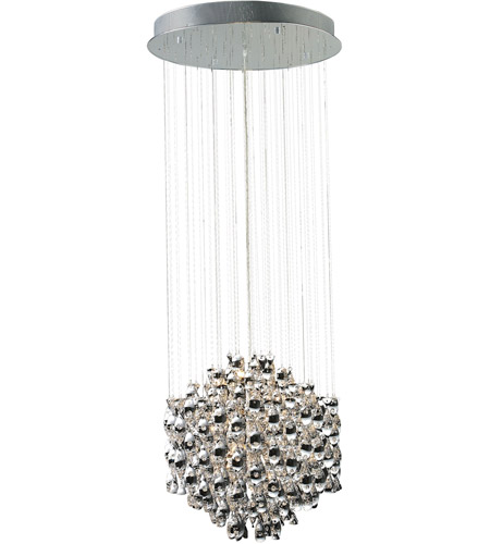 ELK Lighting Odyssey 18 Light Pendant in Polished Chrome 30035/18 photo
