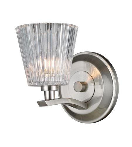 Elk Lighting Amazon: ELK Lighting Calais 1 Light Bath Bar In Satin Nickel 31172/1