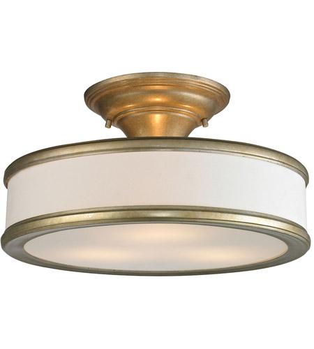 semi flush mount ceiling light brushed nickel elk aged silver lights bronze contemporary 75 led