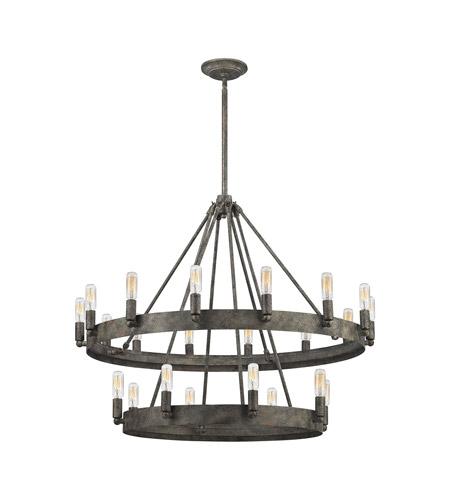 elk lewisburg 22 light 32 inch malted rust chandelier ceiling light