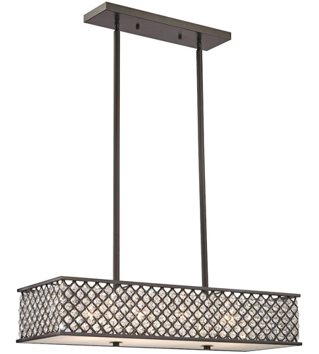 oil rubbed bronze chandelier with shades lowes amazon elk light ceiling photo