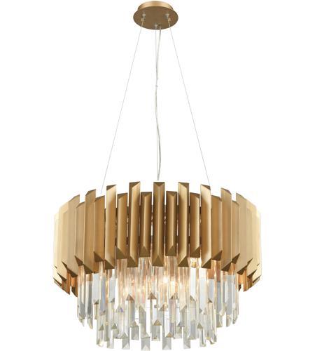 Elk 332156 seneca falls 6 light 26 inch matte gold chandelier elk 332156 seneca falls 6 light 26 inch matte gold chandelier ceiling light aloadofball Choice Image