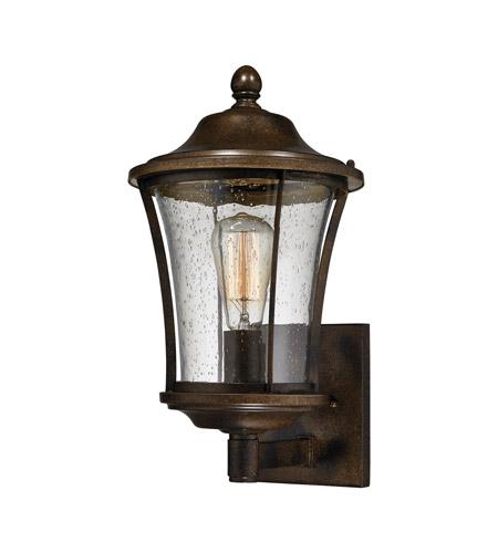 Outdoor Lighting Clearance: ELK 45151/1 Morganview 1 Light 17 Inch Hazelnut Bronze
