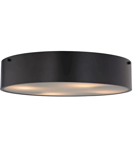 Elk 453214 clayton 4 light 21 inch oil rubbed bronze flush mount elk 453214 clayton 4 light 21 inch oil rubbed bronze flush mount ceiling light in standard aloadofball Choice Image