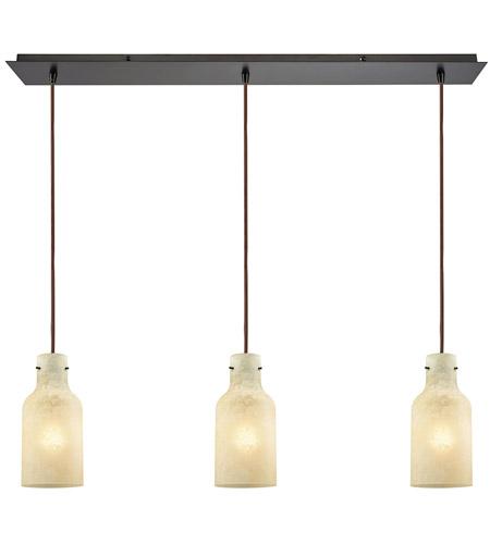 oil rubbed bronze pendant light elk 453553lp weatherly light 36 inch oil rubbed bronze pendant ceiling light linear pan