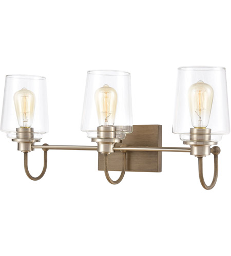 ELK Steel Bakersfield Bathroom Vanity Lights