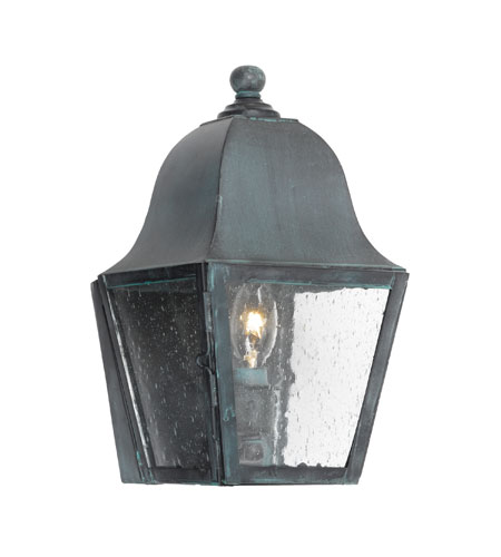 Elk Lighting Belmont: ELK 5330-C Belmont 1 Light 11 Inch Charcoal Outdoor Sconce