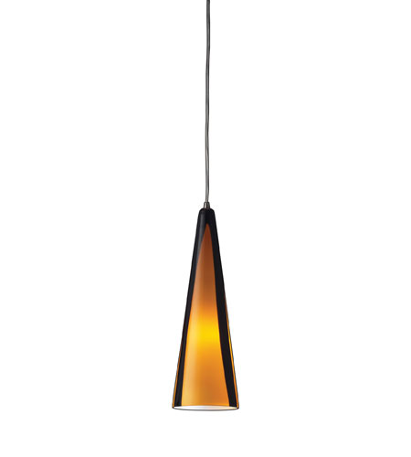 ELK 545-1SAH Desert Winds 1 Light 5 inch Satin Nickel Pendant Ceiling Light in Incandescent, Standard photo