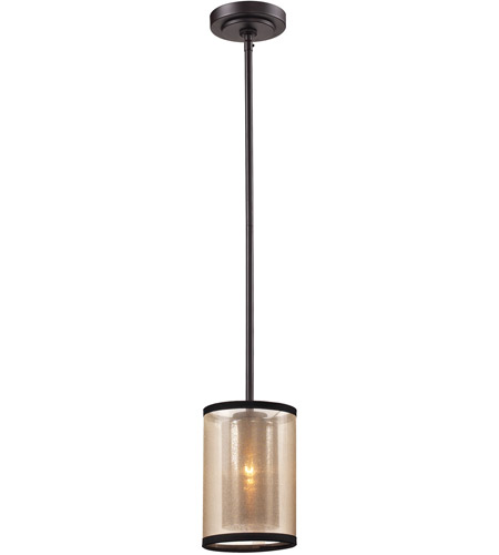 Elk 570261 diffusion 1 light 6 inch oil rubbed bronze pendant elk 570261 diffusion 1 light 6 inch oil rubbed bronze pendant ceiling light mozeypictures Images