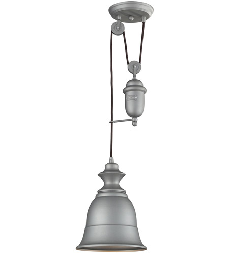 Elk 65080 1 farmhouse 1 light 8 inch aged pewter pendant ceiling elk 65080 1 farmhouse 1 light 8 inch aged pewter pendant ceiling light in standard aloadofball Image collections